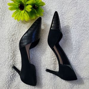 Franco Sarto black Janine  shoes